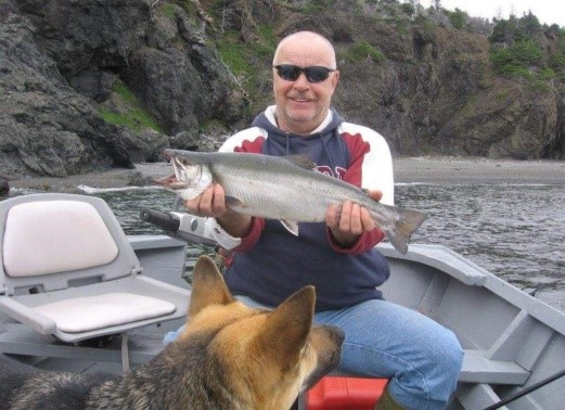 Trout Fishing -  True North Tours